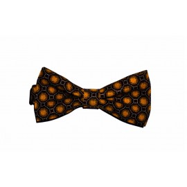 Honey Comb Bow Tie
