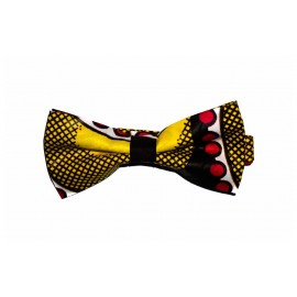 Yellow Submarine Bow Tie