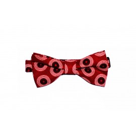 Strawberry Sundae Bow Tie