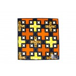 Cathedral Windows Pocket Square