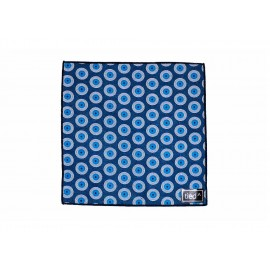 Blue-Eyed Pocket Square