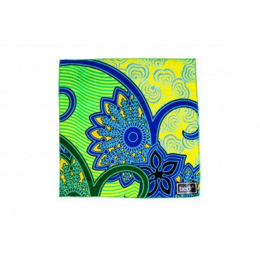 Rio Carnival Pocket Square
