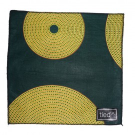 Green Lantern Pocket Square