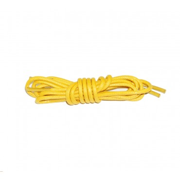 Yellow Flash Shoe Laces