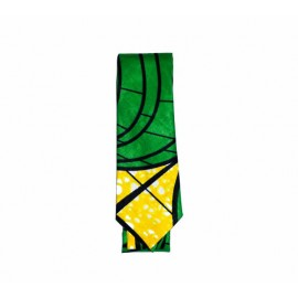Lemon Plantation Slim Tie