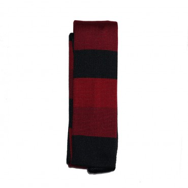 Bloody Mary Woven Tie